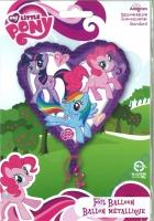 Folienballon Hrz My little Pony