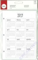 Jahresübersicht 2019 A5
