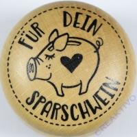 Butterer Stempel - Für Dein Sparschwein