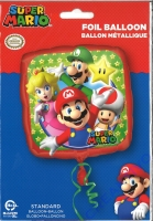 Folienballon Super Mario 43cm