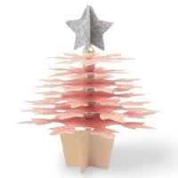 Sizzix Bigz Die - Snowflake Christmas Tree