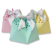 Sizzix Thinlits Die Set 6PK - Star Gift Bag