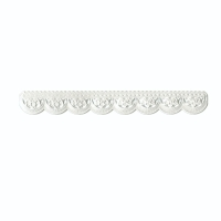 Sizzix 3-D Impresslits Embossing Folder - Mini Scallop