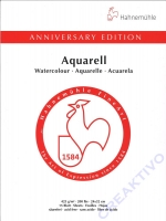 Hahnemühle Aquarell-Block 24x32cm Anniversary Edition