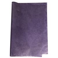 Japanseide Strohseide Bogen 50x70 cm lila
