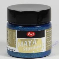 Viva Decor Maya Stardust - türkis