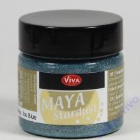 Viva Decor Maya Stardust - eisblau