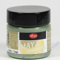Viva Decor Maya Stardust - salbei