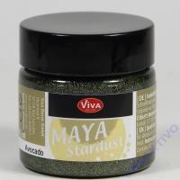 Viva Decor Maya Stardust - avocado