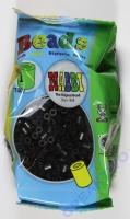 Bügelperlen schwarz