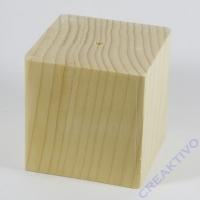 Holzsockel 8cm x 8cm x 8cm