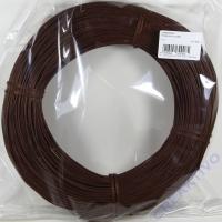 Peddigrohr 1,75mm braun