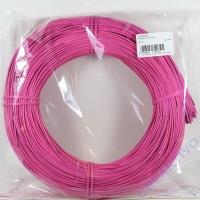 Peddigrohr 1,75mm pinkrosa (Restbestand)
