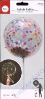 Rayher Bubble Ballon 50cm
