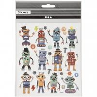 Sticker Roboter
