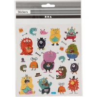 Sticker Monster