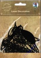 Laser-Stanzteile Vögel