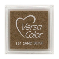 Versacolor Mini-Stempelkissen sand beige