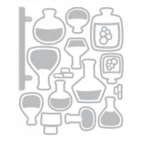 Sizzix Thinlits Die Set 28PK - Laboratory