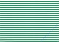 Streifen-Fotokarton 300g/qm 49,5x68cm grün/weiß