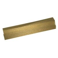 Bastel-Krepp gold