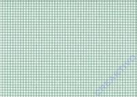Karo-Fotokarton 300g/qm 49,5x68cm grün/weiß