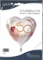Folienballon 50 Jahre