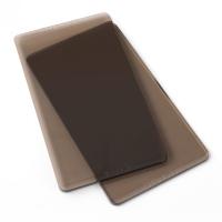 Sizzix Sidekick Accessory - Cutting Pads, 1 Pair (Smokey Gray)