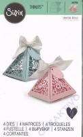 Sizzix Thinlits Triangle Gift Box
