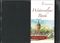 Hahnemühle Watercolour Book A4 Landschaftsformat
