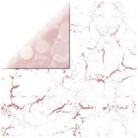 Scrapbooking Papier Sparkle - Radiance (Restbestand)