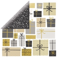 Scrapbooking Papier First Noel - Wrapped (Restbestand)