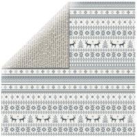Scrapbooking Papier Wonderland - Woolly (Restbestand)