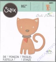 Sizzix Bigz Die Kitten