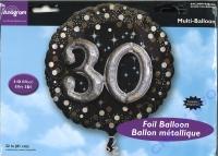 Folienballon 30 81cm