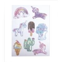 3D Sticker Magical (Restbestand)