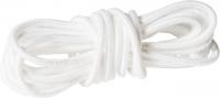 Elastikkordel 2mm weiß
