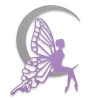 Sizzix Thinlits Die - Fairy Moon
