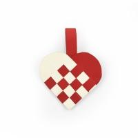 Sizzix Thinlits Die Set 2PK - Woven Heart
