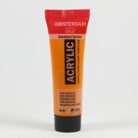 Amsterdam Acrylic Standard Series 20ml - azo orange
