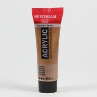 Amsterdam Acrylic Standard Series 20ml - bronze