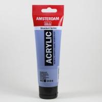 Amsterdam Acrylic Standard Series 120ml - graublau