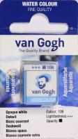 Van Gogh Aquarell Näpfchen Deckweiss