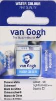 Van Gogh Aquarell Näpfchen chinesisch weiß