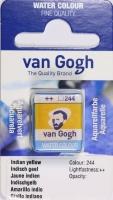 Van Gogh Aquarell Näpfchen indischgelb