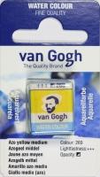 Van Gogh Aquarell Näpfchen azogelb mittel
