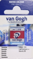 Van Gogh Aquarell Näpfchen karmin