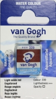 Van Gogh Aquarell Näpfchen englischrot