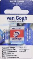 Van Gogh Aquarell Näpfchen permanentrot hell