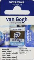 Van Gogh Aquarell Näpfchen umbra natur